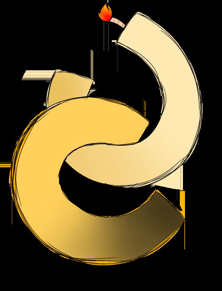 logo de la mini-entreprise du collège Ferdinand Buisson Louviers